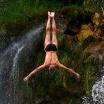 Oline training in 7 sprongen